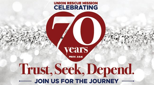 70th Anniversary Celebration Banquet 2021